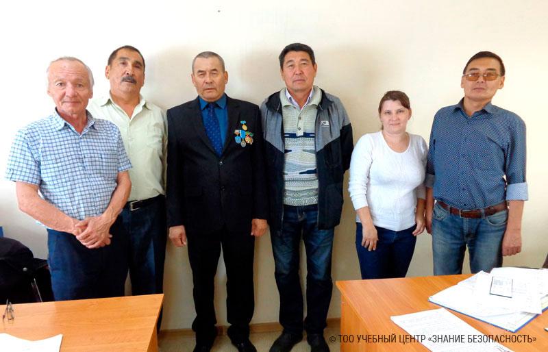 "преподаватели учебного центра ""Знание - Безопасность"", Актобе, фото-2"